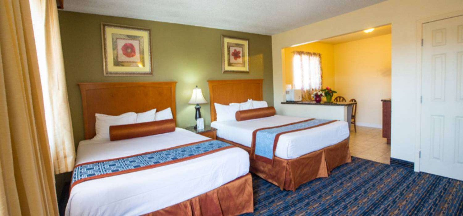 CHOOSE THE IDEAL FAMILY-FRIENDLY ROOM TYPE FOR YOUR STAY IN PISMO BEACH ALONG THE CENTRAL COAST